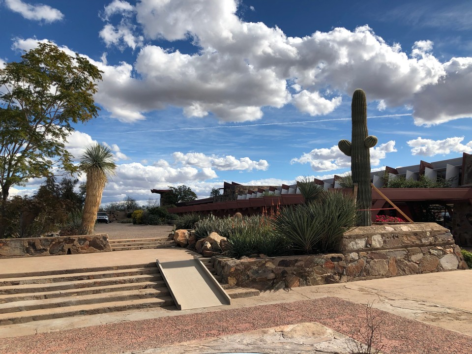 The School of Architecture at Taliesin, Scottsdale, AZ